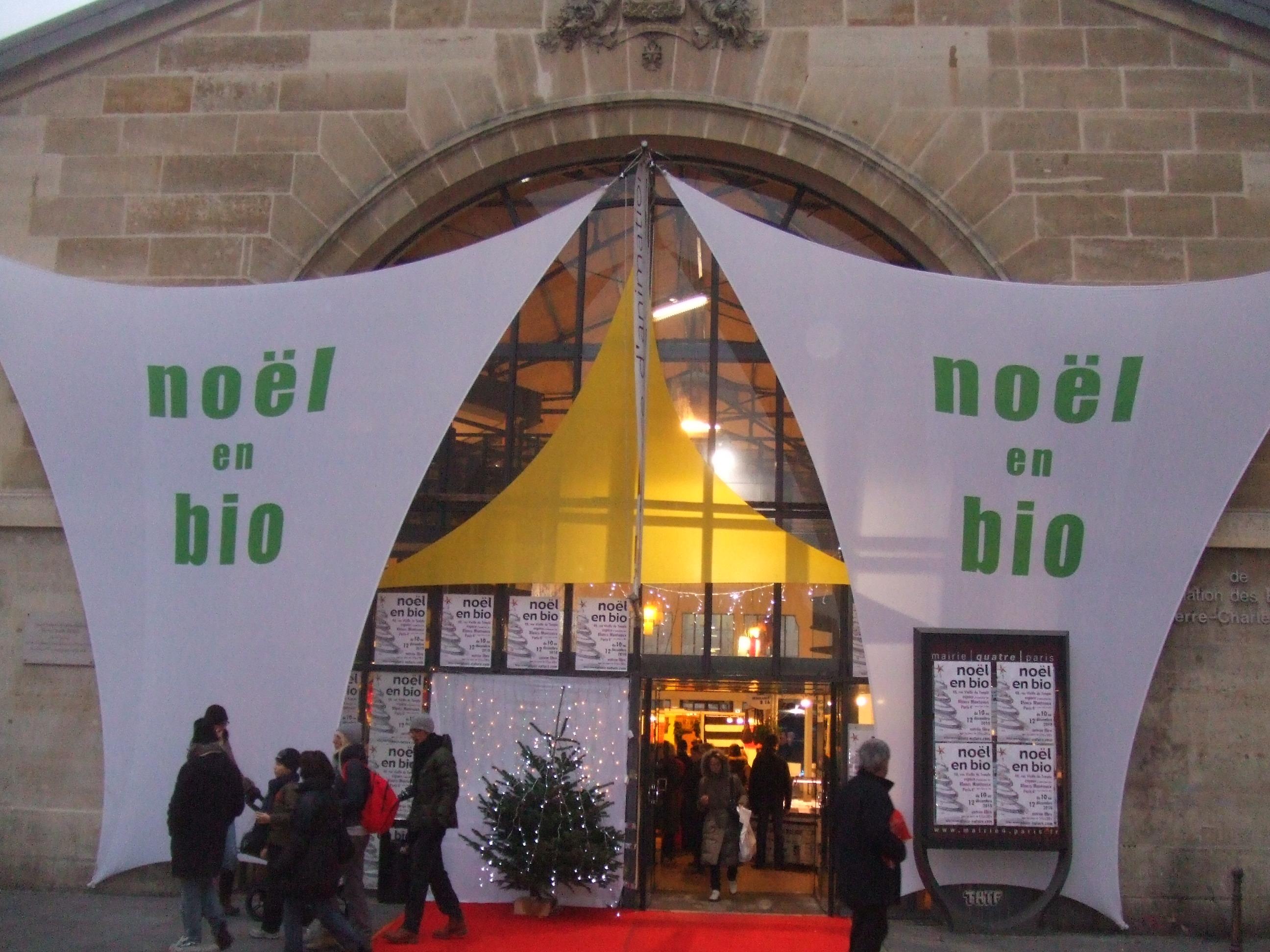 Agriculture biologique com 39 verte entreprises for Salon bio paris